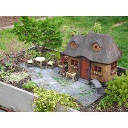 Small Crop Of Fairy Garden Houses