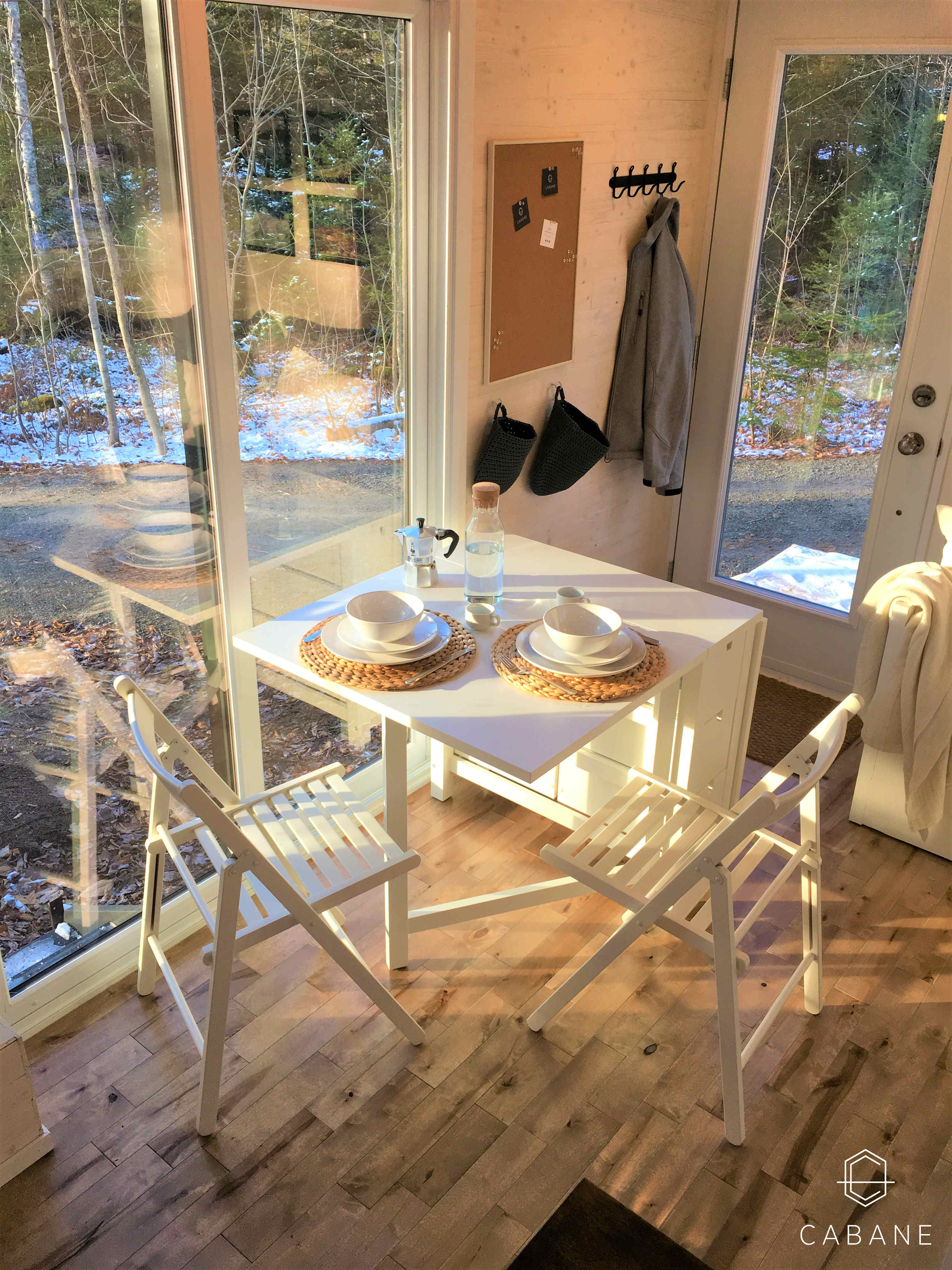 Tiny House Interieur Our First Model House