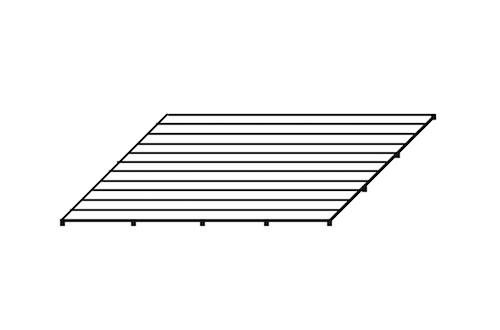 Deck platforms minicasas portugal for Balcony platform