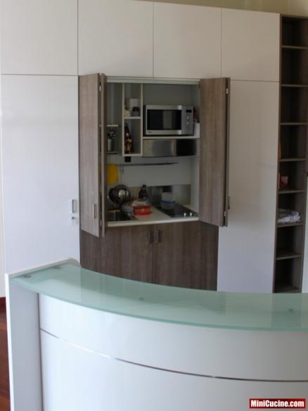 Cucina A Scomparsa In Armadio | Cerasa Play 01