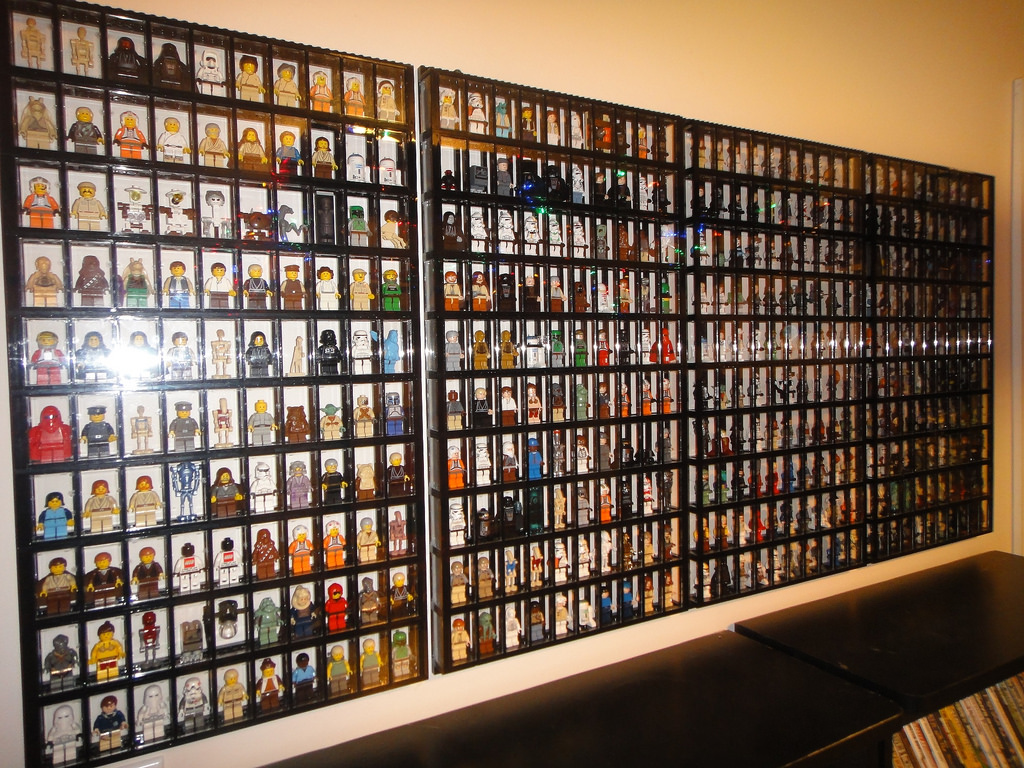 Start Your Minifigure Collection With This Display And