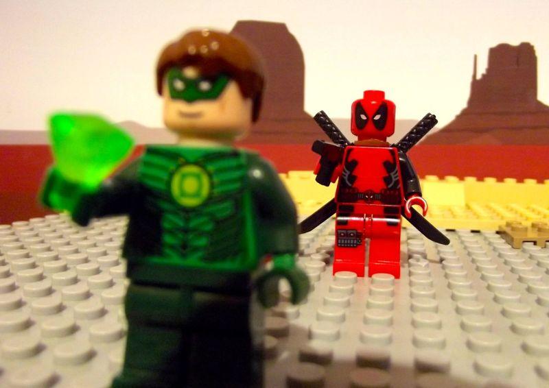 DeadpoolVSGreenLantern