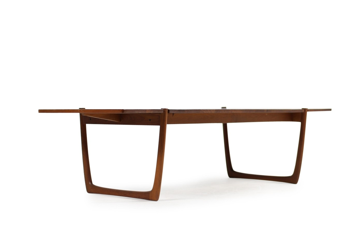 Teak Couchtisch Danish 1960s Peter Hvidt Teak Coffee Table For France Son Danish Modern