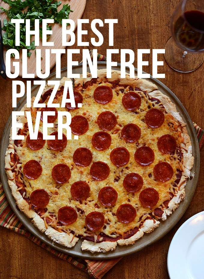 Gluten-Free Pizza Crust Minimalist Baker Recipes