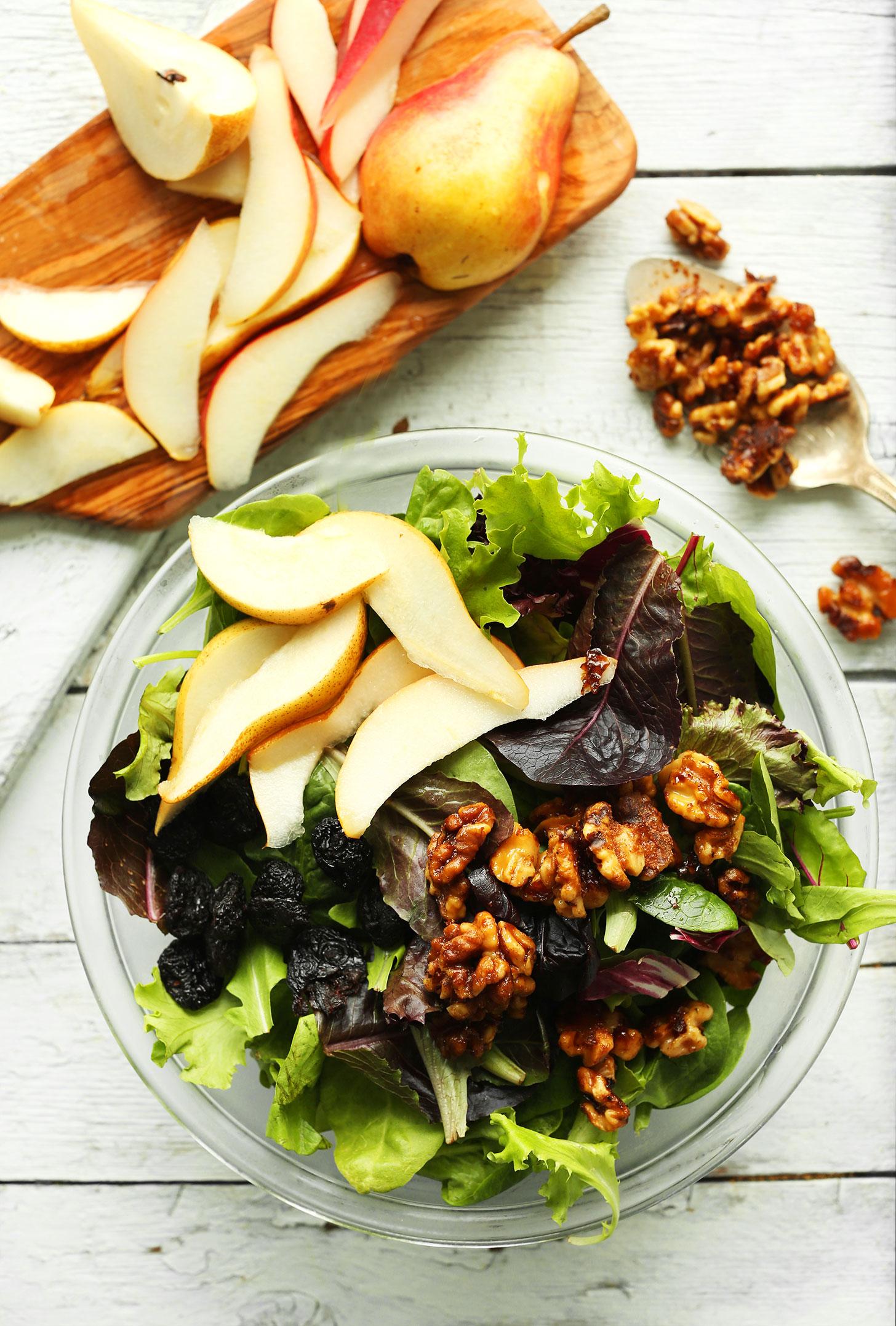 Fullsize Of Thanksgiving Salad Recipes