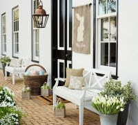 Outdoor Easter decorations - 30 ideas for a special holiday
