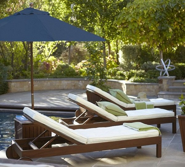 Patio Garden Design Ideas With Elegant Relax Chairs 25 elegant patio furniture designs for a stylish outdoor area