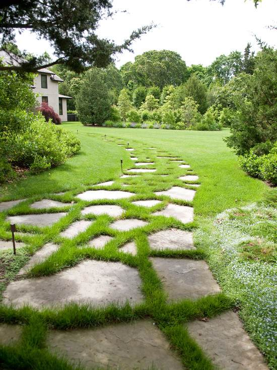 Gartenwege Gestaltungsideen The Beauty Of The Garden Path - 112 Exciting Design Ideas