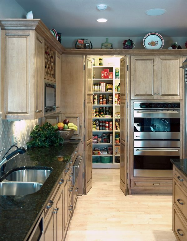 organize kitchen pantry tips ideas pantry shelving floor dark gray kitchen designed talented atlanta based kitchen
