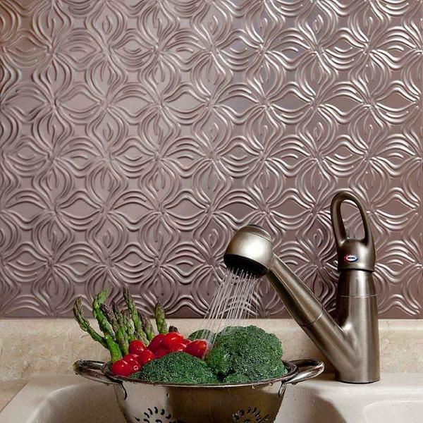 cool kitchen backsplash ideas pressed tin backsplash tiles kitchen cool kitchen backsplashes shelterness
