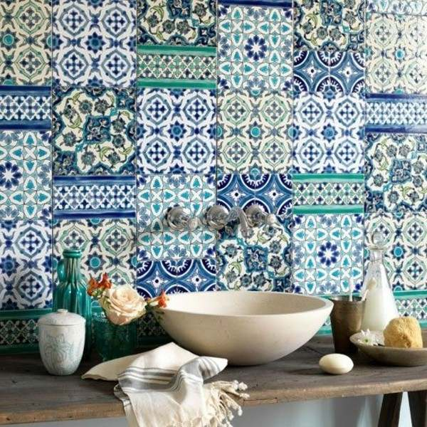 kitchen design ideas moroccan tiles kitchen backsplash ideas colorful backsplash tile