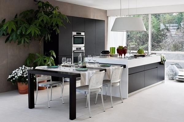 kitchen diner extensions modern kitchen design kitchen island dining small eat kitchen option extension