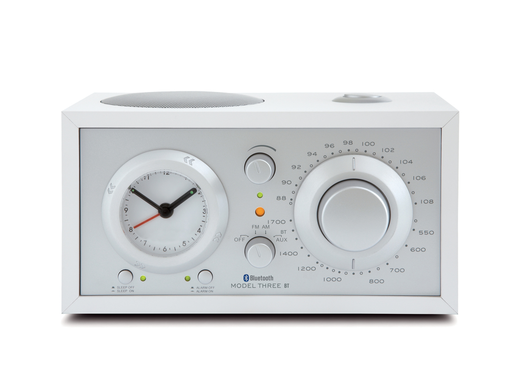 Tivoli Radio Designer Model Three Bt Am Fm Clock Radio