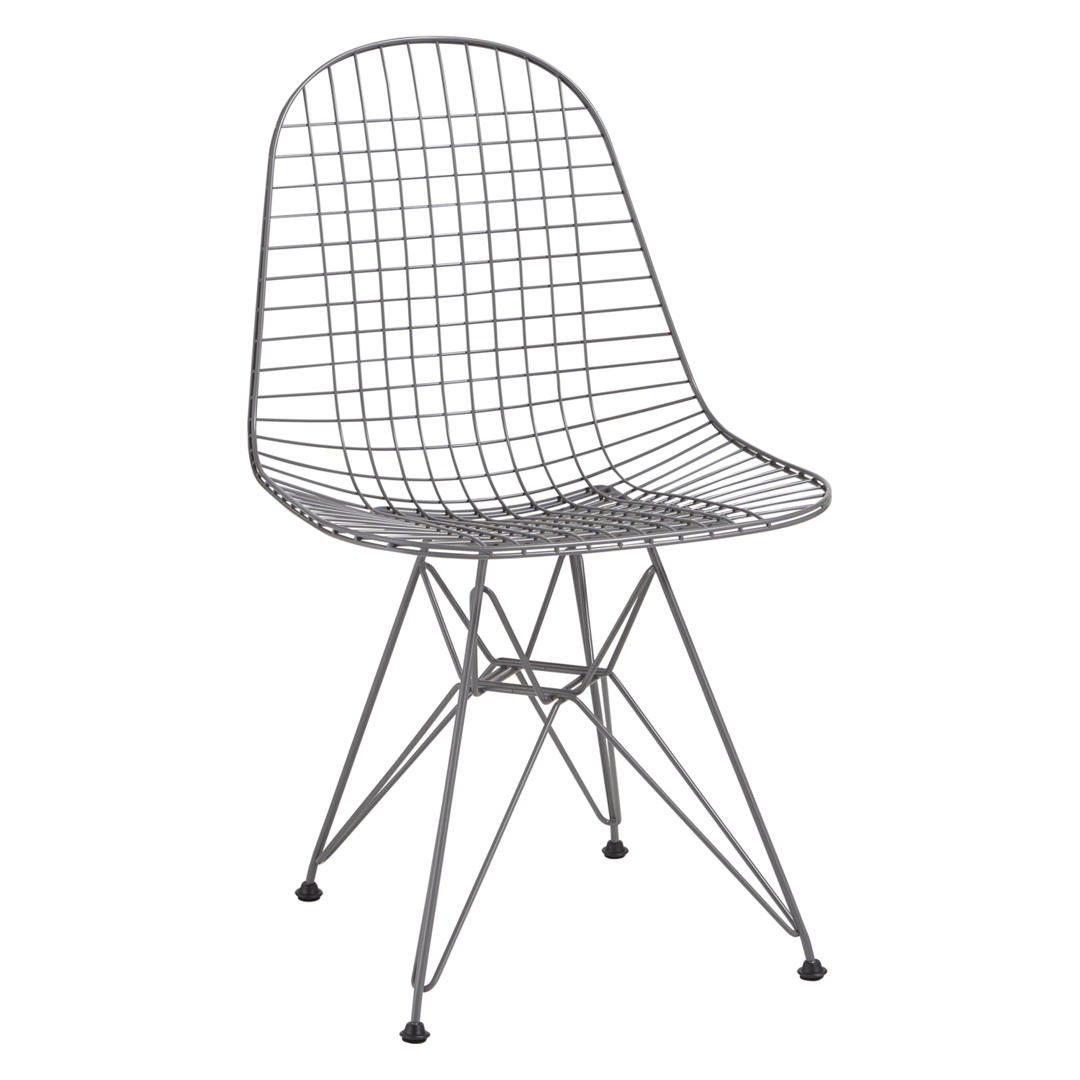 Designer Wire Chair Vitra Dkr Eames Wire Chair Designer Contemporary Furniture
