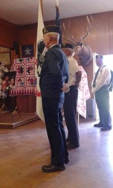 military honors