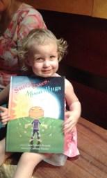 Hazel got an awesome new book!