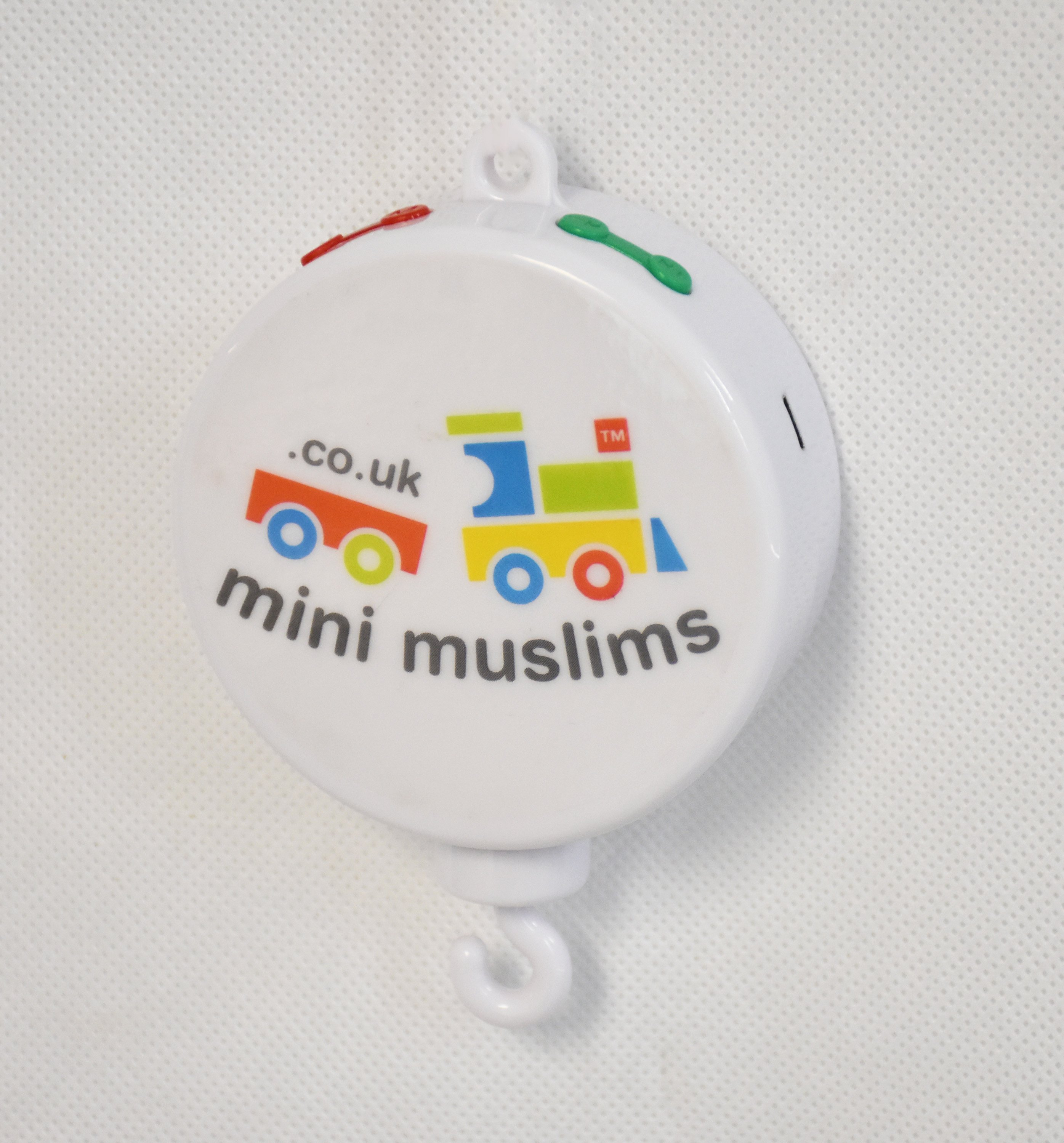 Mini Mobile Baby Mini Muslims Islamic Baby Cot Mobile Arabic Alphabet Cubes