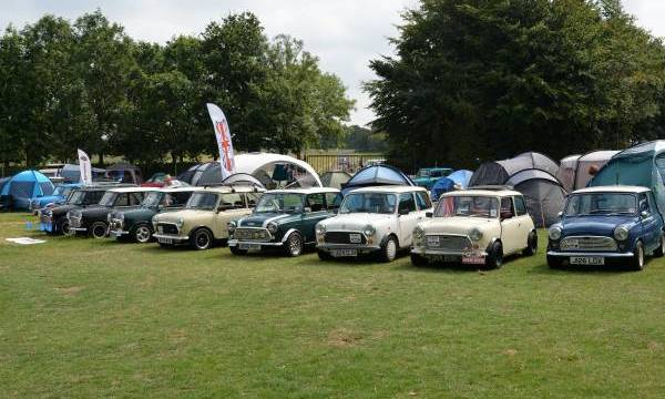 IMM 2015: MINI Fans meet in Lithuania for the first time. (Day 1 report from BMW Press Group)
