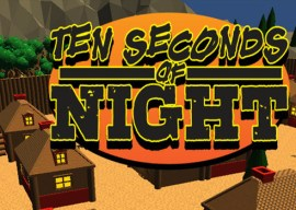 10 Seconds of Night Start Screen