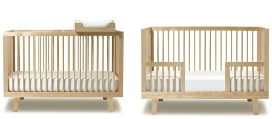 i liked the look of the oeuf sparrow crib from the first moment i saw it it has a slightly vintagey feel but also feels very and modern
