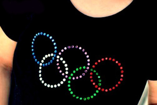 Mini Piccolini - DIY Olympics Celebrations Ideas