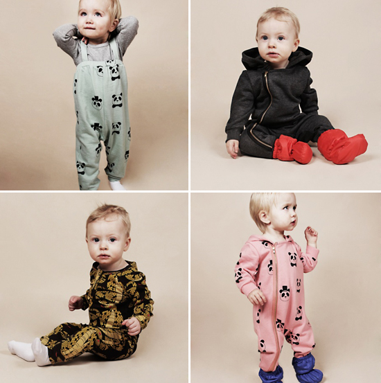 Mini Piccolini - Mini Rodini AW2012