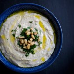 Mini Piccolini | Smooth & Creamy White Bean Hummus