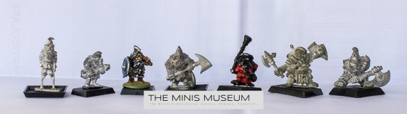 The Minis Museum - Dwarves Proportions 00