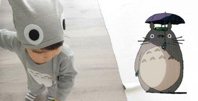 Totoro onesie | DIY