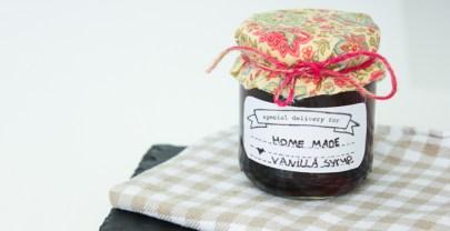 Vanillesiroop maken | recept