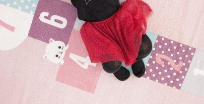H&M home vloerkleed | kinderkamer inspiratie