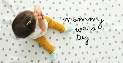 Mommy wars tag