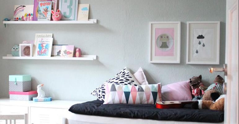 ... Scandinavisch : Kinderkamer inspiratie Romantisch Scandinavisch