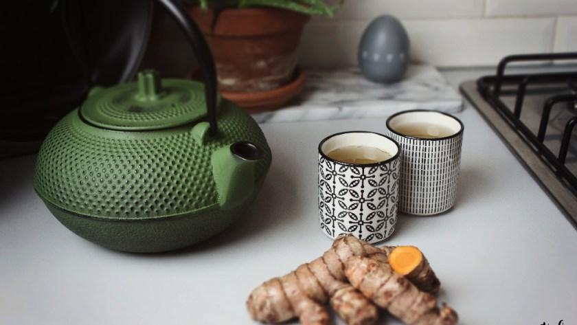 De geneeskracht van Kurkuma thee | recept