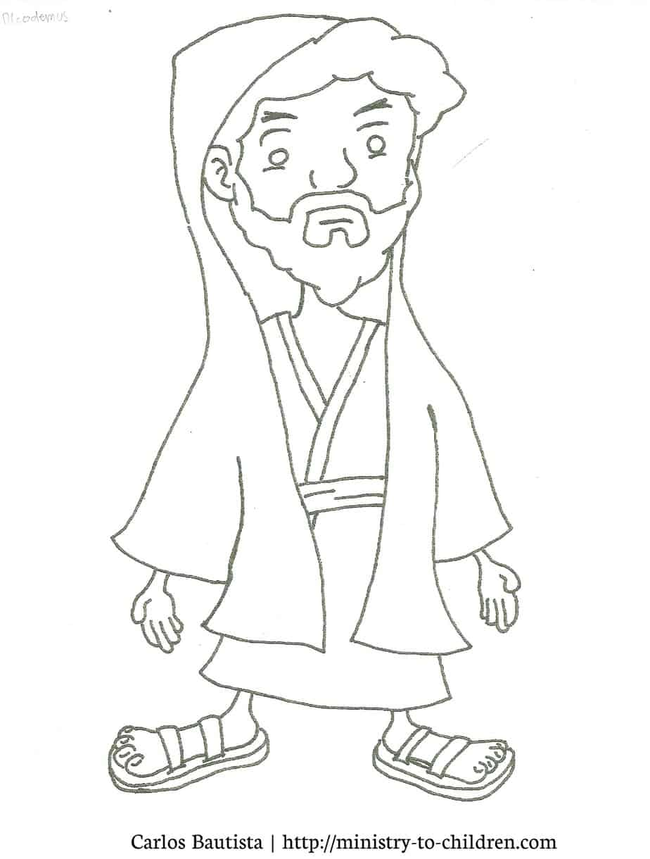 Bible isaiah coloring page education first