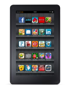 Youth Ministry tech:  The Kindle Fire