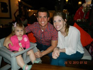 Missions Minute: Update from Brent and Amanda Longenecker (1/14)…