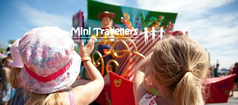 Ultimate Packing List for Walt Disney World with Under 5's