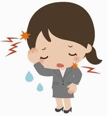 低気圧の症状