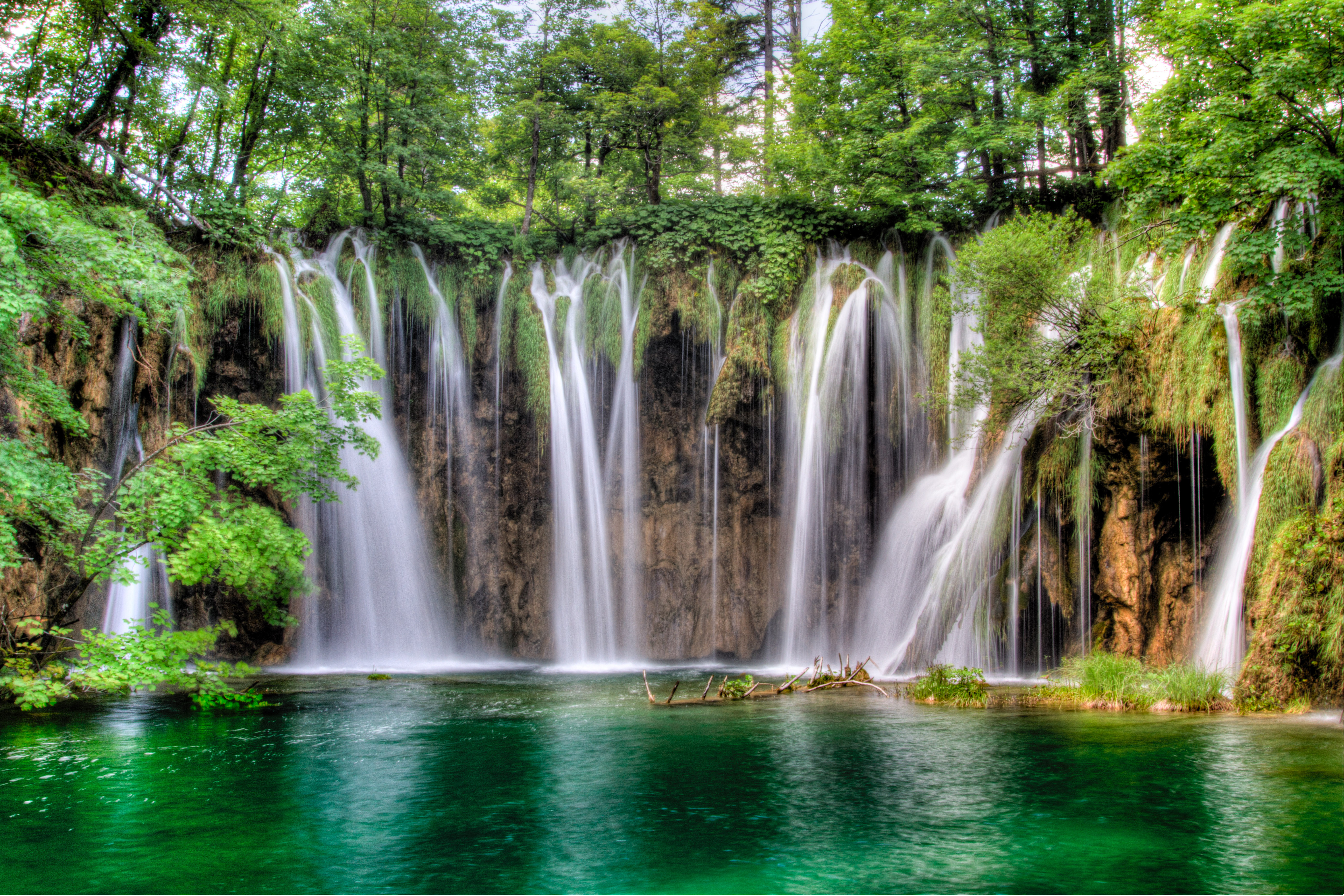Plitvice Lakes National Park Newhairstylesformen2014 Com