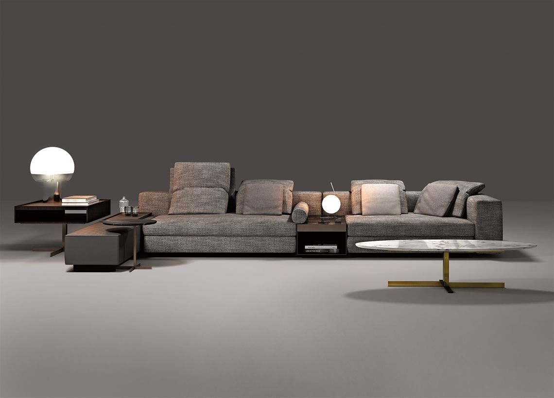Sofa Yang Minotti Sofa Allen Sofas From Minotti Architonic Thesofa