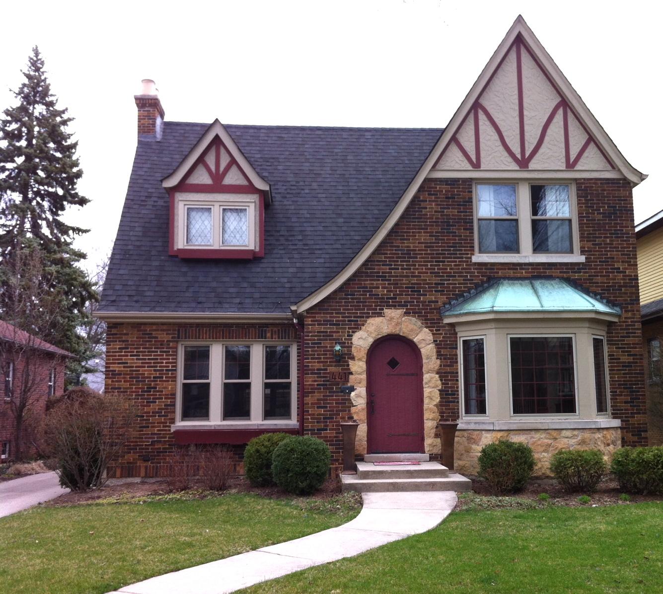 Fullsize Of Tudor House Plans