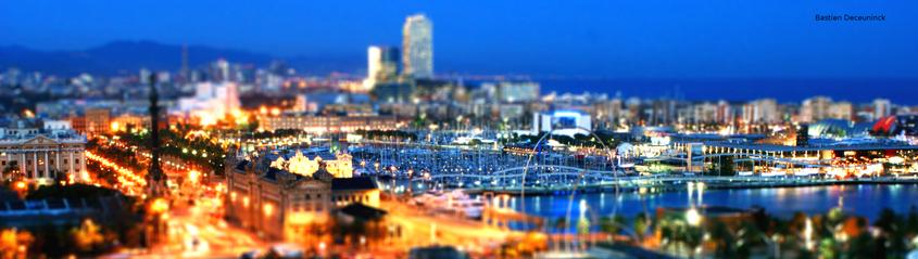 Barcelona rectangular