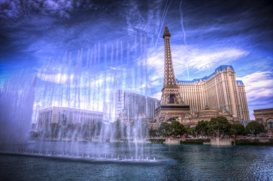 El planeta no té prou recursos per generalitzar l'estil de vida occidental. A la imatge, Las Vegas. / John Hinrichs.
