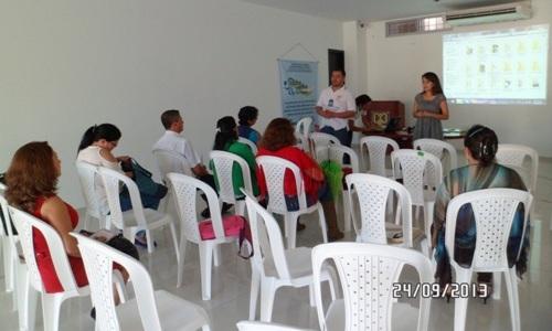 Semana de hábitos y estilos de vida saludable en Mocoa