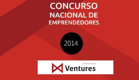 Concurso Nacional de Emprendedores – Ventures 2014