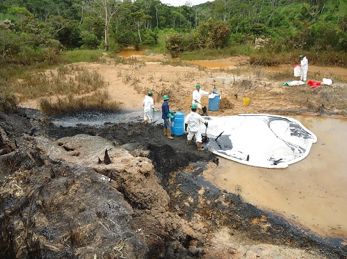 Dinamitan oleoducto Uchupayaco – Santana – Orito (USO)
