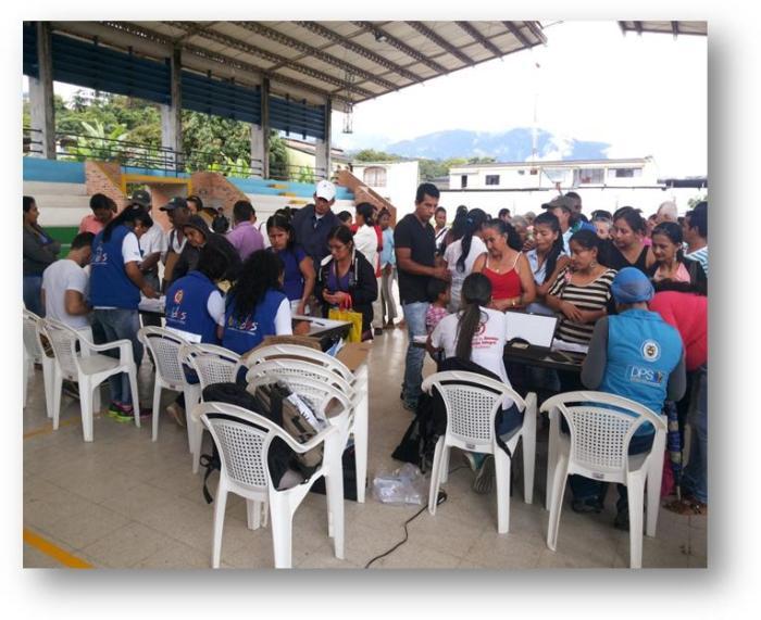 Finaliza Convocatoria III programa FAMILIAS EN SU TIERRA FEST – DPS Putumayo
