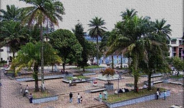 Historia y agonía del Parque Central de Mocoa