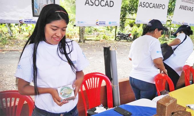 La panela, un producto que le ganó terreno a la coca en el Putumayo